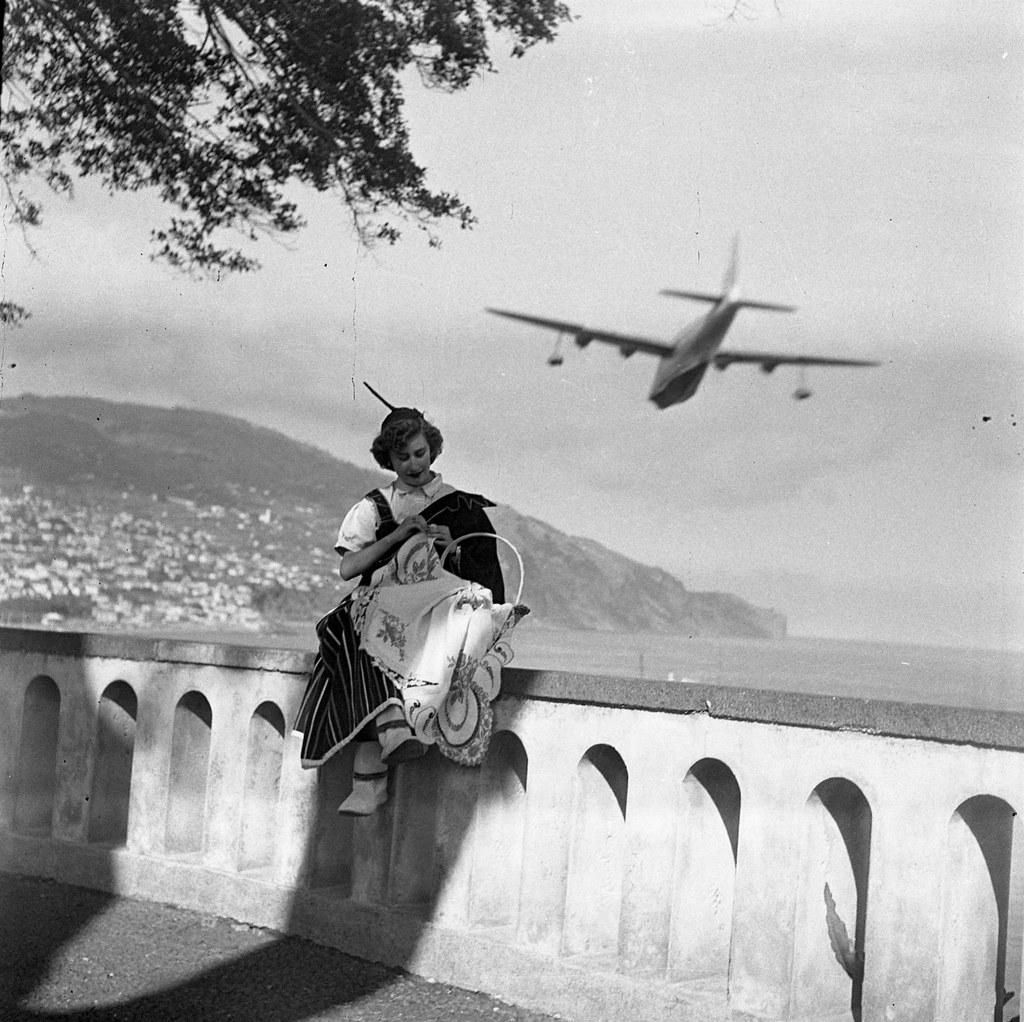 Bordadeira, Funchal (A. Ferrari, 1949-58)