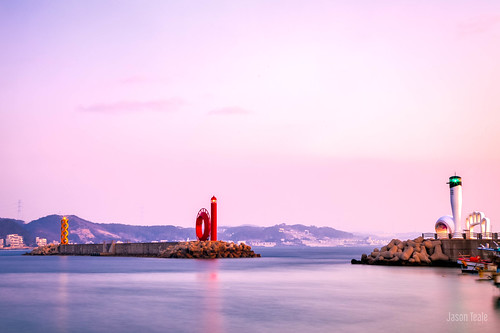 Gijang Lighthouses | by JTeale