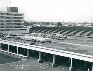 1960s: W.H. Smith & Son at Greenbridge | by Local Studies, Swindon Central Library