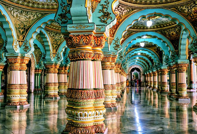 Durbar Hall, Mysore palace