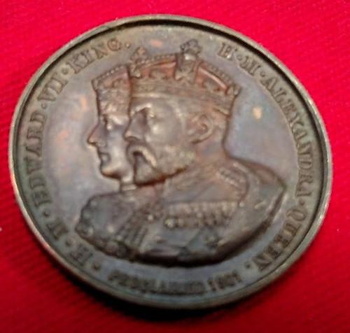 Baloon School medal obverse | by Numismatic Bibliomania Society