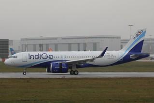 A320 Neo Indigo D-AUBE VT-IZO | by michelfetzer
