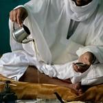 Tea ceremony, Mauritania