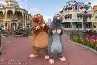 Meeting Remy and Emile | by Disney Dan