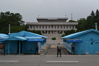 Demilitarized Zone (DMZ), Korea