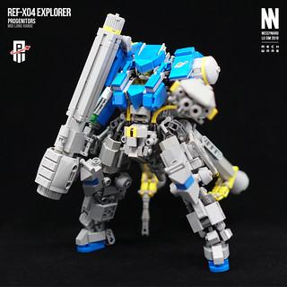 reF-X04 Explorer   by Messymaru