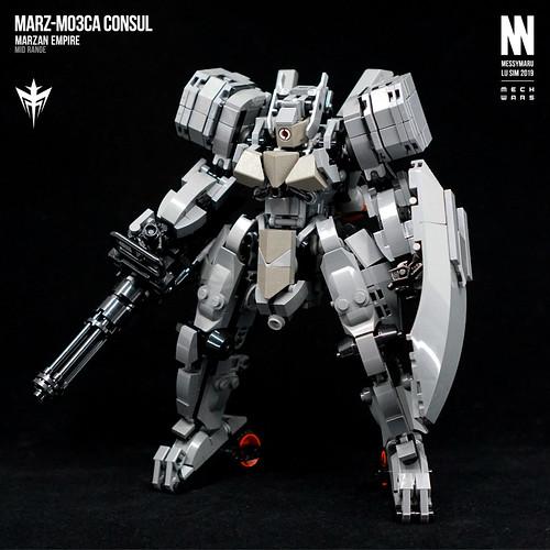 MARZ-M03CA Consul | by Messymaru