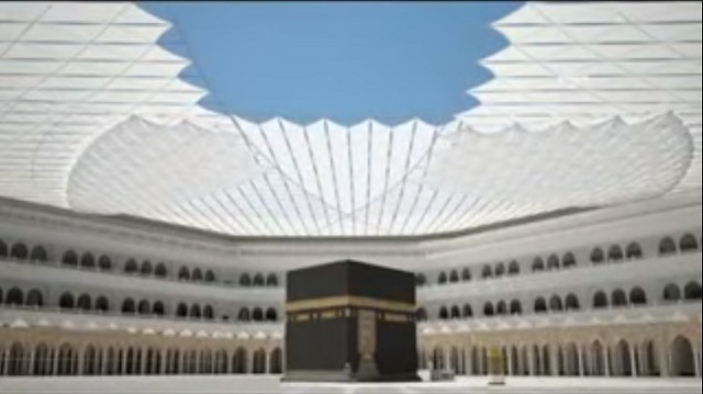 2573 12 Interesting Facts about the World's Largest Umbrella to be installed in Masjid al Haram 03