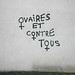 "#NonUnaDiMeno #PasUneDeMoins #8mars & Graff'n #Nantes : ""OVAIRES ET CONTRE TOUS"" !"