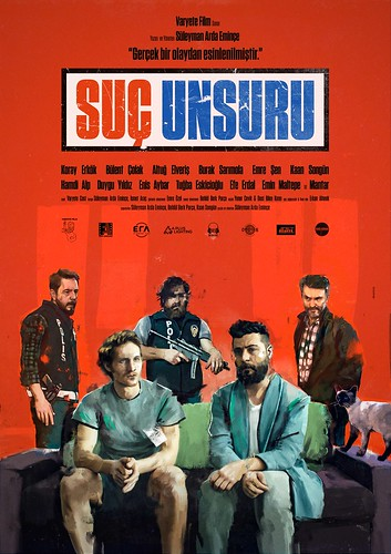 Suç Unsuru - The Element of Crime (2019)