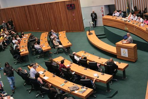 Audiência pública para discutir a regulamentação do PDAF e a gestação democrática nas escolas