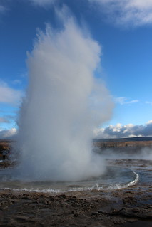 Geysir Strokkur | by Monika Knight