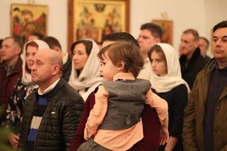 07.01.2019   Рождественское богослужение в Юрьевом монастыре