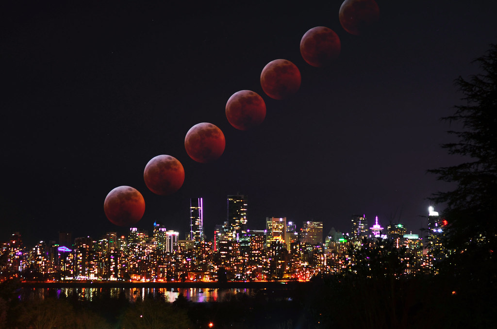 blood moon january 2019 time vancouver - photo #21