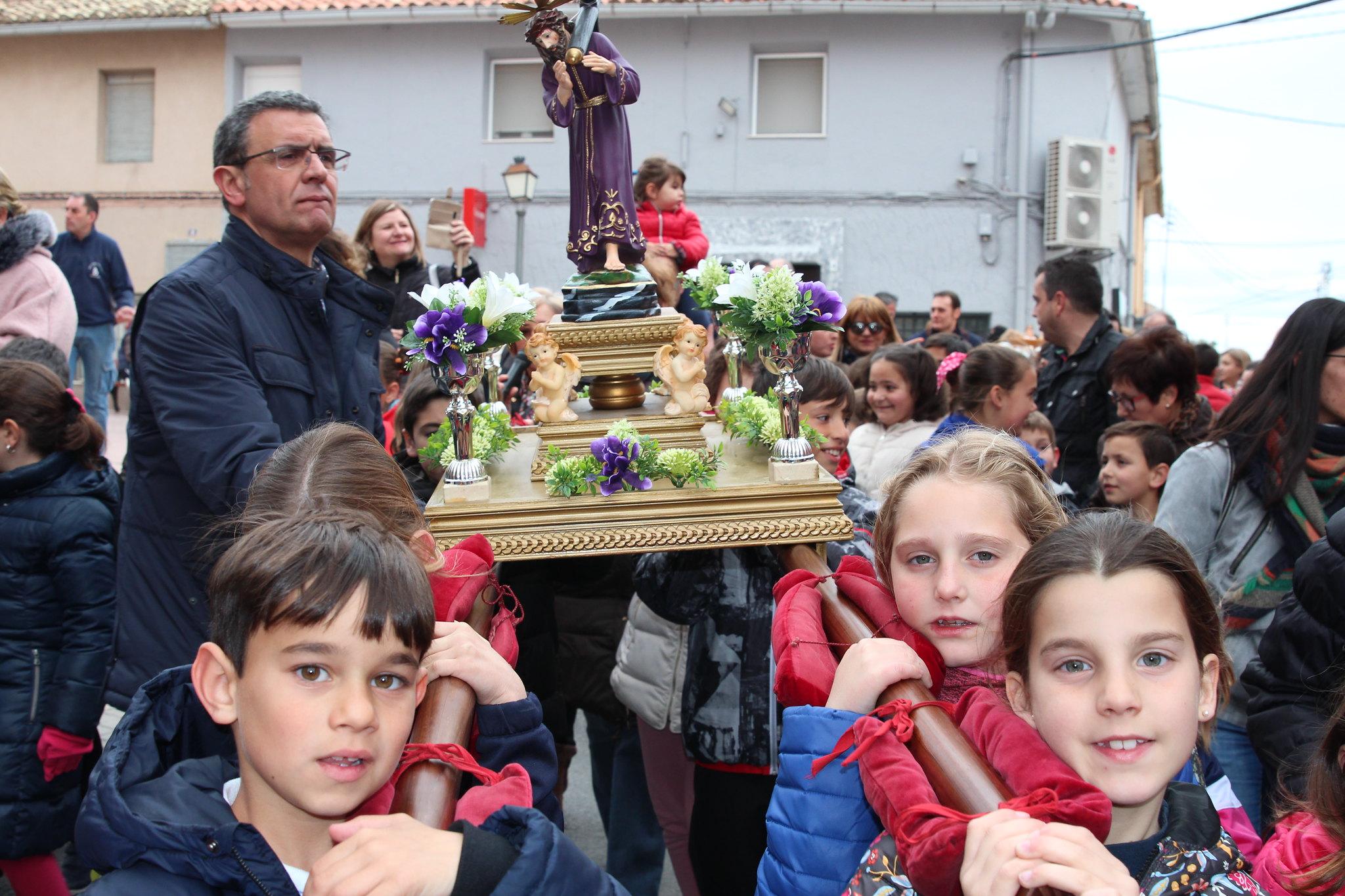 (2018-03-23) II Vía Crucis Infantil (Antonio José Verdú Navarro) (44)