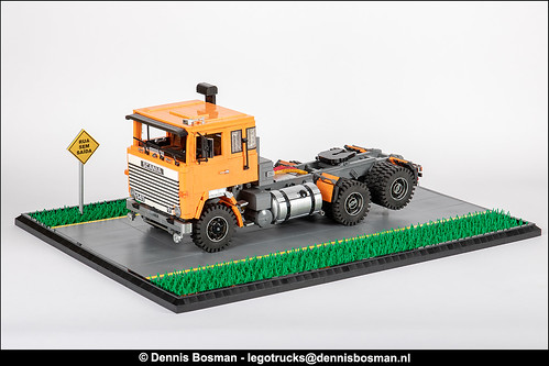 Scania LK141 | by legotrucks