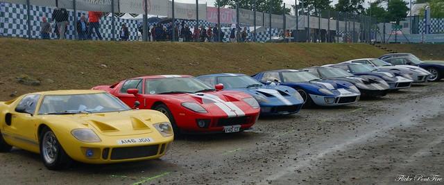 FORD GT au Mans