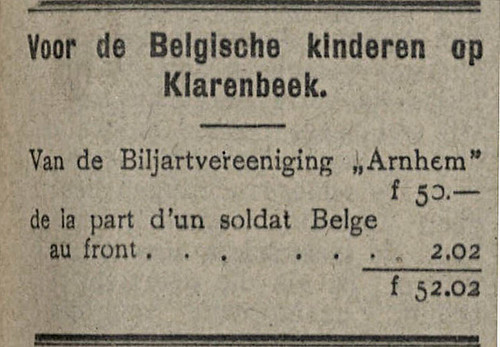 Arnhemsche Courant, 1918-04-27