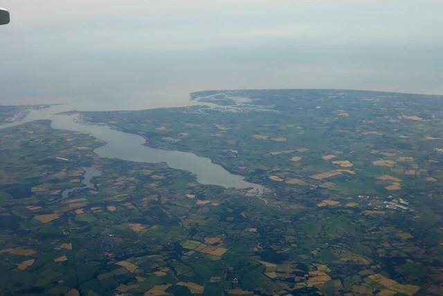 The Stour estuary