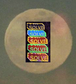 SOLVE on the Supermoon 20 March 2019