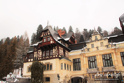Peles Castle, Romania | by Dora Christofi