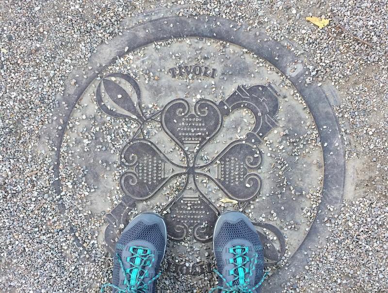 Tivoli Manhole Cover
