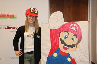 LIve Action Super Mario Odyssey