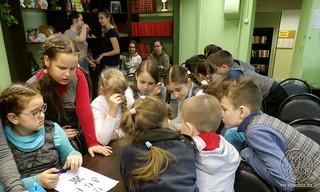 14.03.2019 | Дни православной книги в Колмовской библиотеке