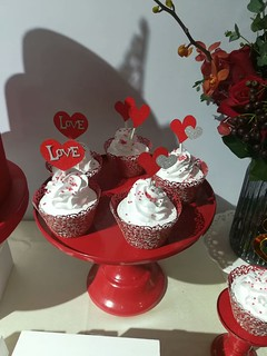 Love cake decorations