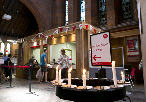 Go to the Post Office | by The National Churches Trust