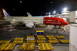 Norwegian 787   by A. Wee