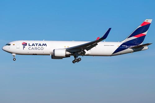 Latam Cargo B767-316(ER)(BCF) N538LA | by wapo84