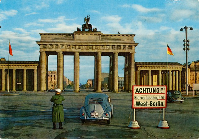 Germany - Berlin [191] - 1961 - front