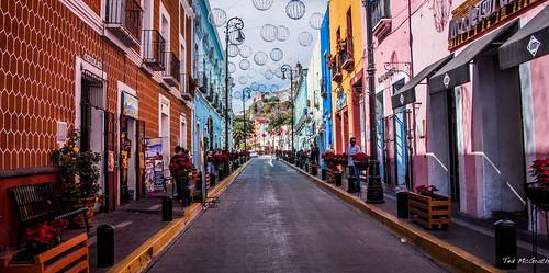 2018 - Mexico - Atlixco - Av. Hidalgo