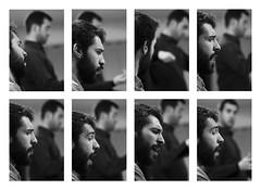 Brais Gonzalez's Requiem rehearsal