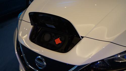 2019 Nissan LEAF SV Photo