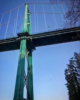 It's a mighty, mighty strong bridge.   by John Bollwitt