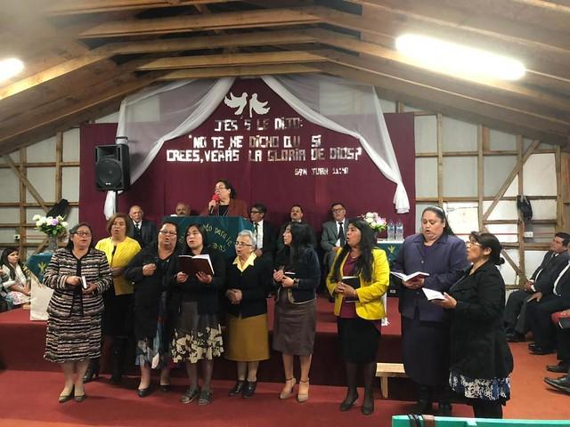 Reunión Pastores Sector 23
