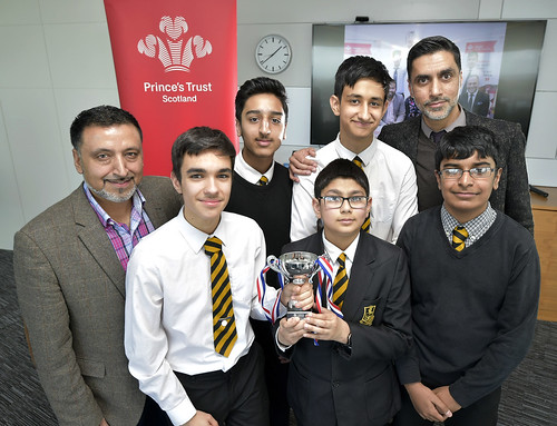 Prince's Trust Scotland Enterprise Challenge Regional Final 2019