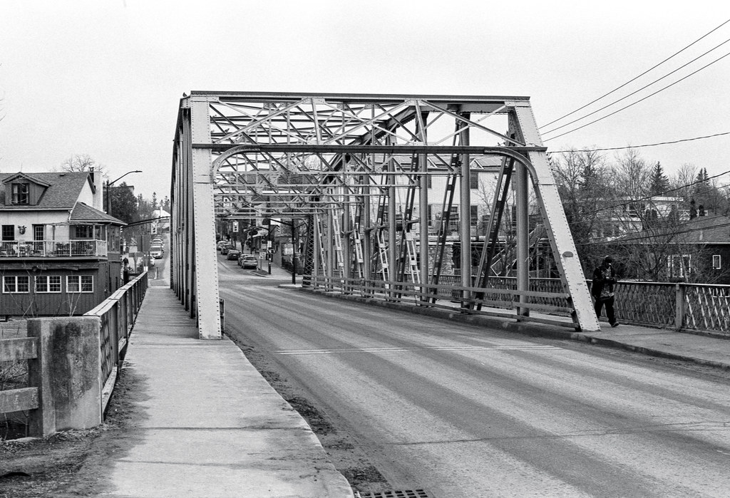 Metcalfe St. Bridge April 2019