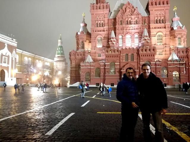 Que ver en la Plaza Roja de Moscú