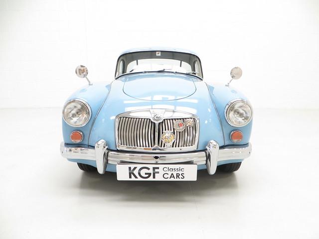 1959 MGA 1600 Coupe