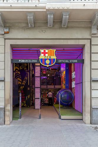 fc barcelona supporter shop