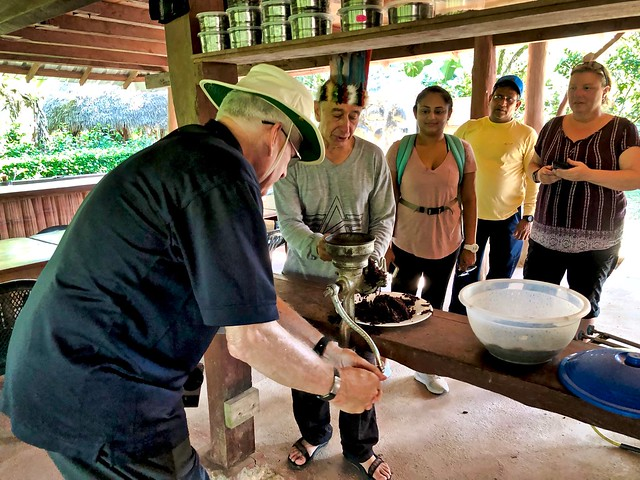 Making Cacao Butter