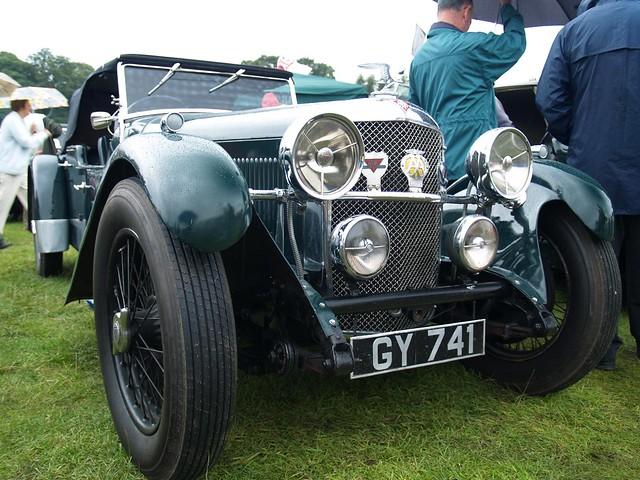 Alvis Speed 20 Tourer - 1932