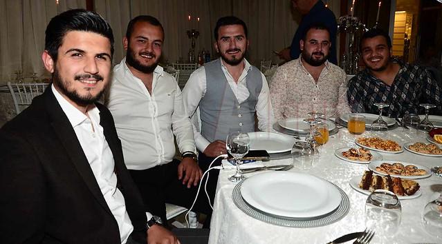 Aykut Şengöz, Melih Aydın, Hüseyin Karatepe, Emre Pişkin, Fatih Yalçın.