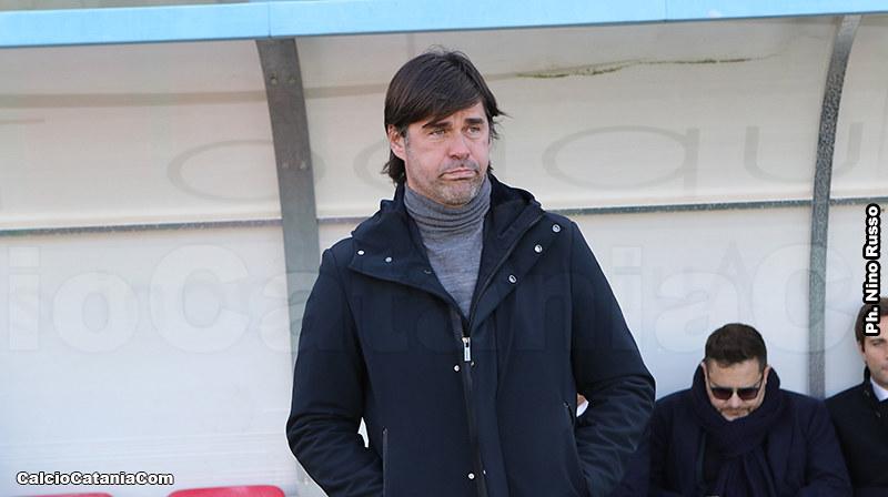 Andrea Sottil, ex tecnico del Catania