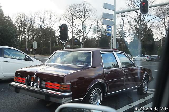 1982 Buick Skylark Limited