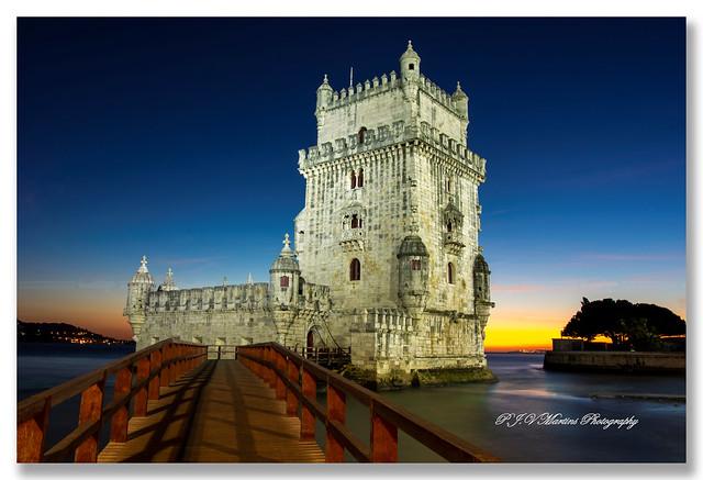 Torre de Belém / Belém Tower