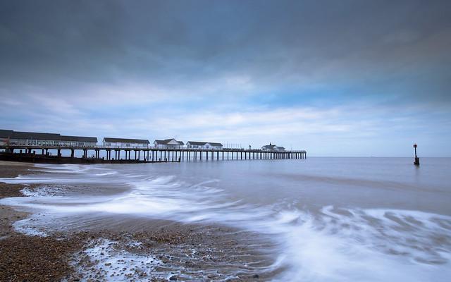 Southwold Pier-Beach